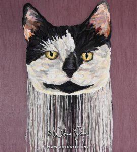 Stinkie-Fiber Art-Wilma Poot-Artsation